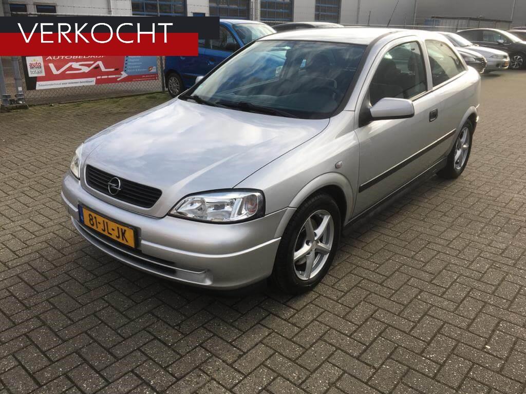 Opel Astra (1) verkocht
