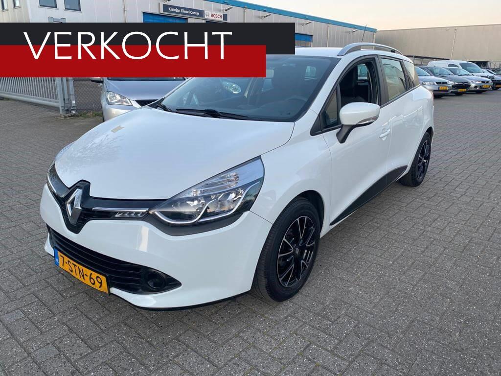 Renault Clio (1) verkocht